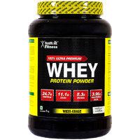 Healthvit Fitness 100 Ultra Premium Whey Protein Powder