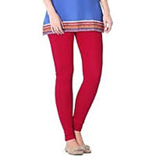 Pink Colour Laggings For ladies