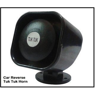 Car Auto Reverse / Back Tuk Tuk Horn Siren For Car Reverse Safety Smart Device
