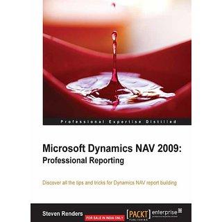 Microsoft Dynamics NAV 2009 Professional Reporting