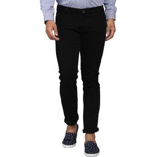Buy Nostrum Jeans Slim Men s Black Jeans Online   ₹1599 from ShopClues a0987015cbd