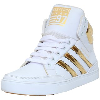 48189b54d04460 Buy West Code Men S White Casual Shoes Online   ₹1199 from ShopClues