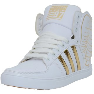 West Code Men'S White Casual Shoes