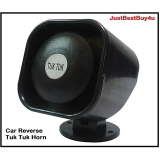 Car Auto Reverse / Back Tuk Tuk Horn Siren For Car Reverse Safety Smart Device