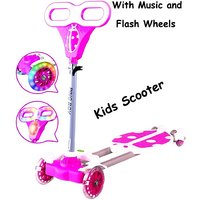 Four Wheel Swing Scooter Wheel Shake Scooty LADY BIRD W