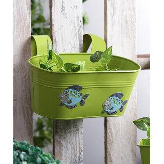Fish Tub Green