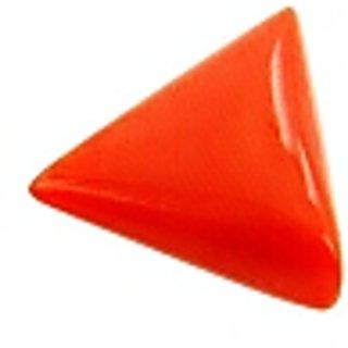 Fedput triangle 8.35 Ratti red Coral moonga