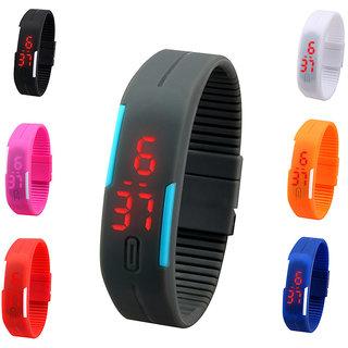 Eyecatcher stylist wrist band LED Watch