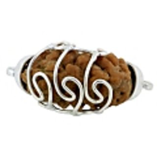 ShreeHari 1Face/1Mukhi Rudraksh Certified with capping