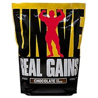 Universal Nutrition Real Gains, 6.85 Lbs, Chocolate