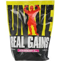 Universal Nutrition Real Gains, 6.85 Lbs, Strawberry