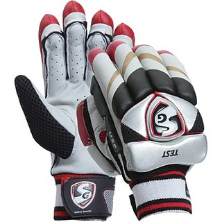 SG Test Batting Gloves (L)
