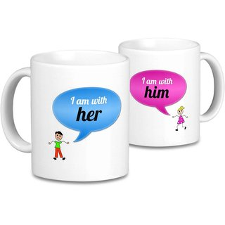 The Being With You Mugs