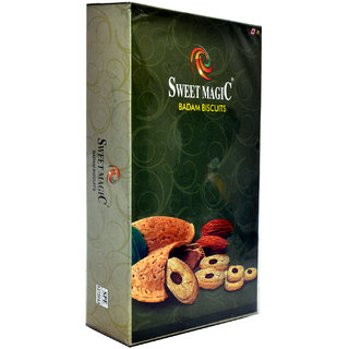 Sweet Magic Badam Biscuit  300 g