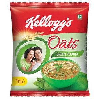 Kellogg's Oats Green Pudina, 39 g