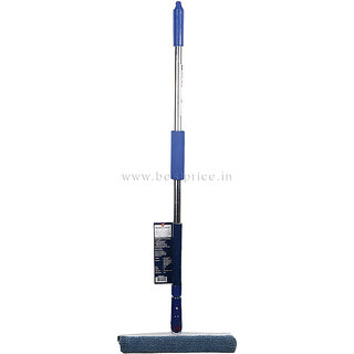 Imported Window Washer With Micro Fibre  Telescopic Rod