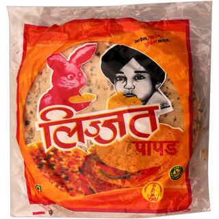 Lijjat Papad Punjabi Masala, 200 g