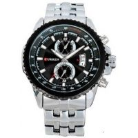 Curren Cur-0760 Decker Analog Watch - For Men
