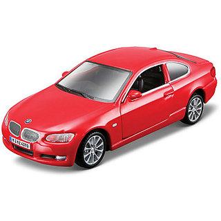 Maisto Maisto Power Kruzerz 4.5 inch Pull Back Action - BMW 335i Diecast Model Car (Red)