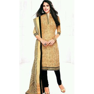 Shree Ganesh Unstitched Cotton Dress Material