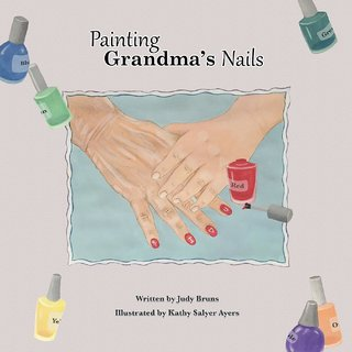 Painting Grandma's Nails