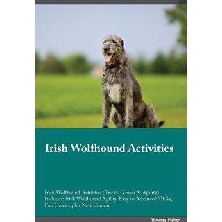 Irish Wolfhound Activities Irish Wolfhound Activities (Tricks, Games  Agility) Includes