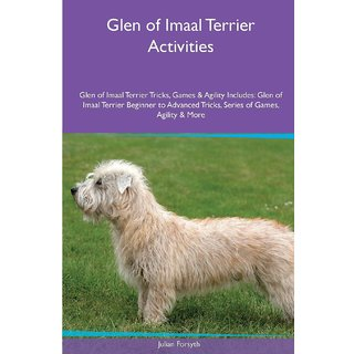 Glen of Imaal Terrier  Activities Glen of Imaal Terrier Tricks, Games  Agility. Includes