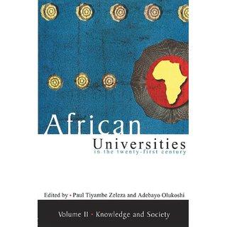 African Universities in the Twenty-First Century