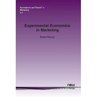 Experimental Economics in Marketing