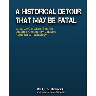 A Historical Detour  at May Be Fatal