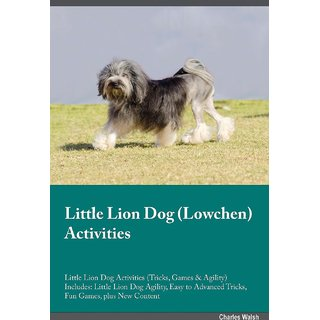 Little Lion Dog Lowchen Activities Little Lion Dog Activities (Tricks, Games  Agility) Includes