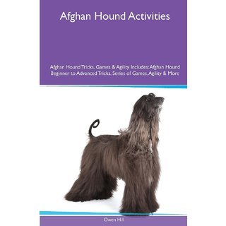 Afghan Hound  Activities Afghan Hound Tricks, Games  Agility. Includes