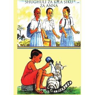 Shughuli  za Anna za Kila Siku