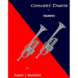 Concert Duets for Trumpet