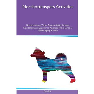 Norrbottenspets  Activities Norrbottenspets Tricks, Games  Agility. Includes
