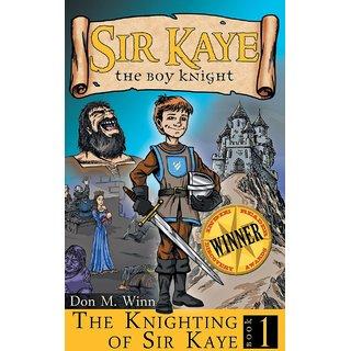 The Knighting of Sir Kaye