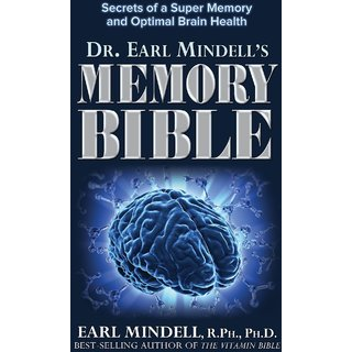 Dr. Earl Mindell's Memory Bible