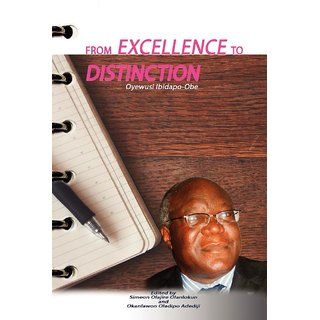 From Excellence to Distinction. The University of Lagos on World's Intellectual Map