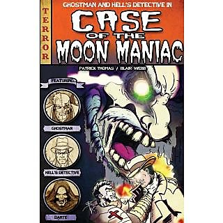 The Case of the Moon Maniac