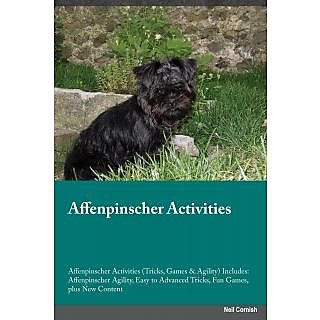 Affenpinscher Activities Affenpinscher Activities (Tricks, Games  Agility) Includes