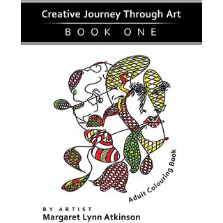 Creative Journey Through Art Book One,