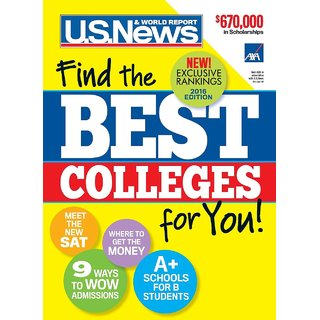 Best Colleges 2016
