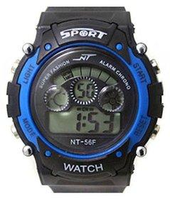 Blue Sport Led Watch FOR MEN.