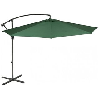 Side Pole Garden Umbrellas
