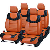 Pegasus Premium Pu Leather Seat Cover For Tata Zest