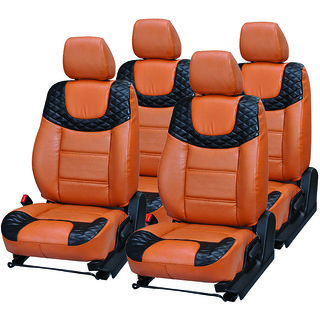 Pegasus Premium Pu Leather Seat Cover For Maruti Zen Estilo
