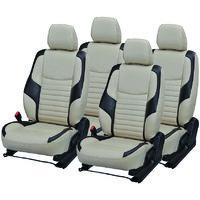 Pegasus Premium Pu Leather Seat Cover For Hyundai Santr