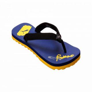 Puma Popart Men's Blue Flip Flops