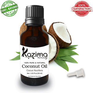 Coconut Essential Oil (30ml) Pure Natural  Undiluted Oil