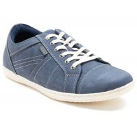 Red Tape Men's Blue Lace-up Casual Shoes